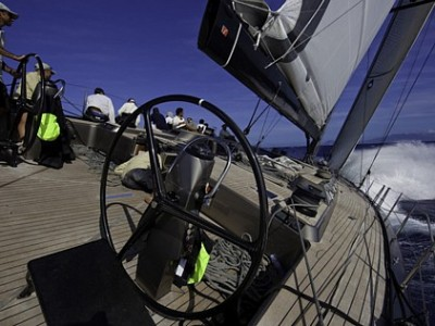 Carbon light wheel for sailing